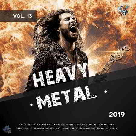 Heavy Metal Collections Vol.13 [3CD] (2019) торрент