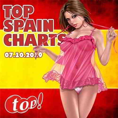 Top Spain Charts [07.10.] (2019) торрент