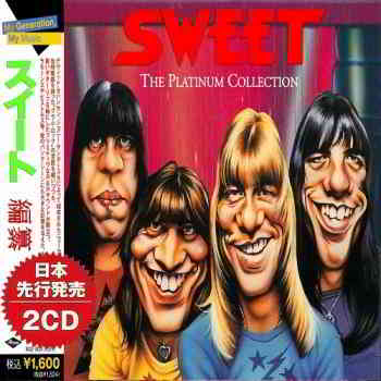 Sweet - The Platinum Collection (Compilation)