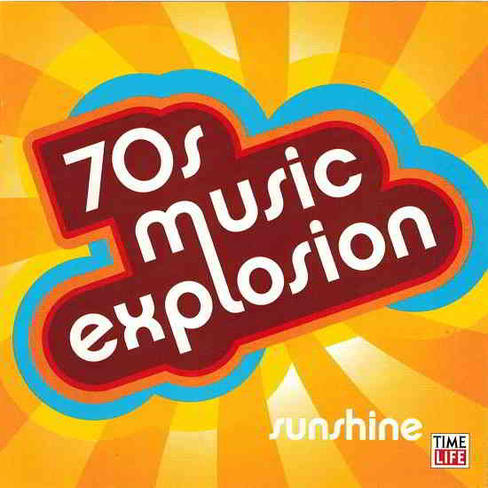 Various Artists - 70's Music Explosion (10 CD)