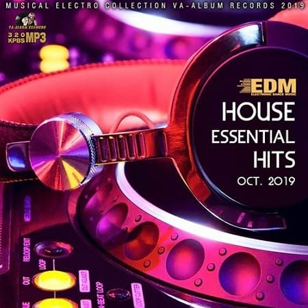 EDM House Essentials Hit (2019) торрент