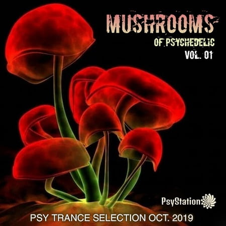 Myshrooms Of Psychedelic Vol.01