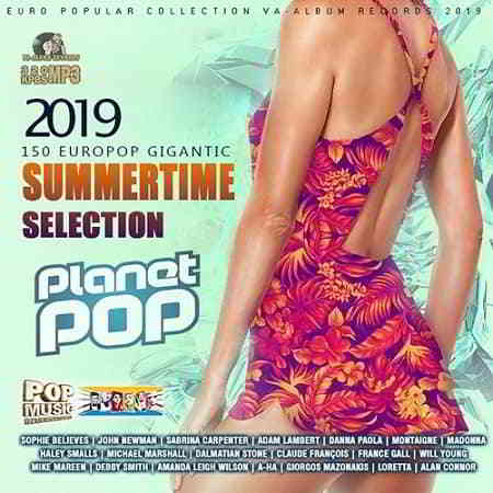 Planet Pop: Summertime Selection (2019) торрент