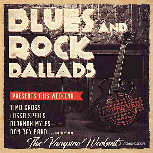 Blues And Rock Ballads (2017) торрент