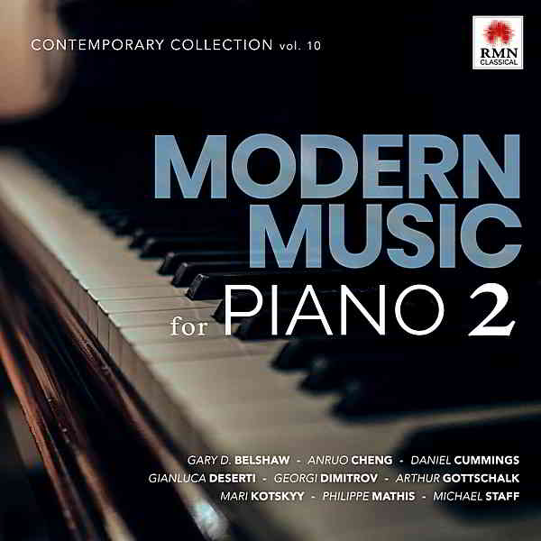 Contemporary Collection Vol.10: Modern Music For Piano 2 (2019) торрент