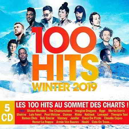 100 Hits Winter [5CD]