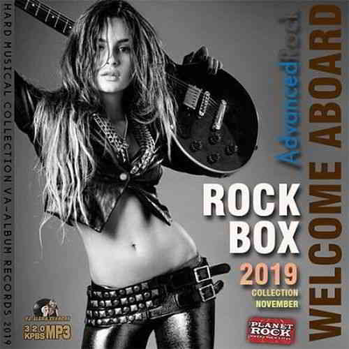 Welcome Aboard: Advanced Rock Box (2019) торрент