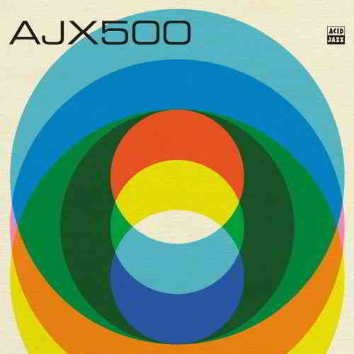 AJX500 A Collection From Acid Jazz (2019) торрент