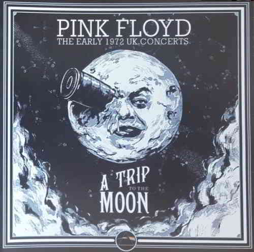 Pink Floyd - A Trip to the Moon (2019) торрент