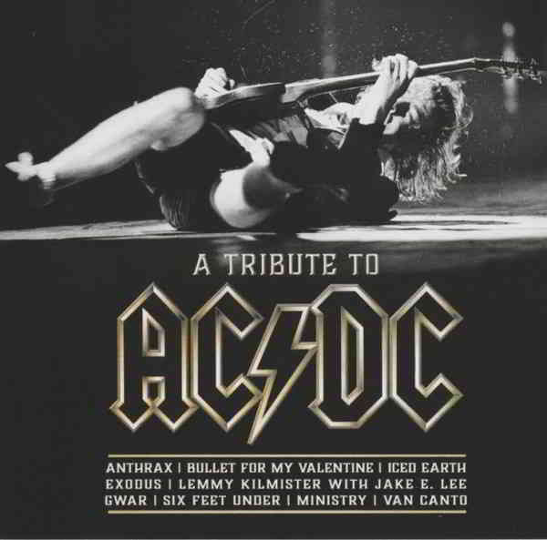 A Tribute to AC/DC MP3 (2019) торрент