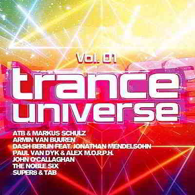 Trance Universe Vol.01 [Selected Germany]