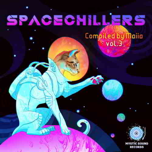 Spacechillers Vol. 3 [Сompiled by Maiia] от Vanila (2019) торрент