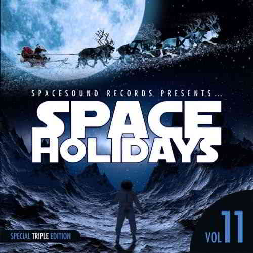 Space Holidays Vol. 11 [3CD]