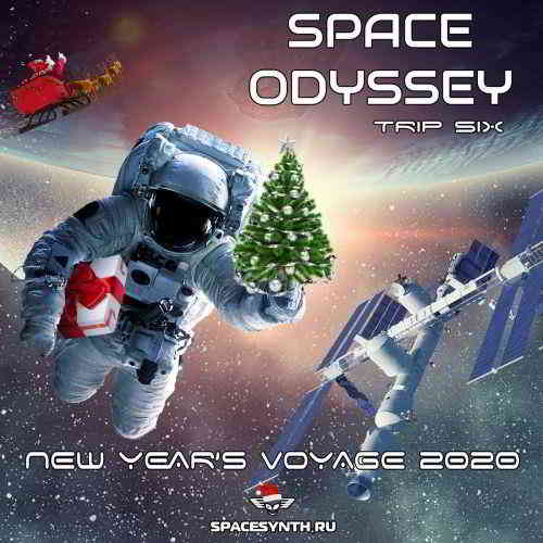 Space Odyssey Trip Six: New Year's Voyage 2020 (2020) торрент