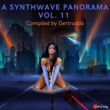 A Synthwave Panorama Vol. 11 (Compiled by Gertrudda) (2019) торрент