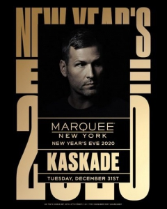 Kaskade - Live @ Marquee New York, United States 2019-12-31 (2020) торрент