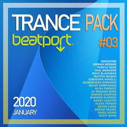 Beatport Trance Pack #03 (2020) торрент
