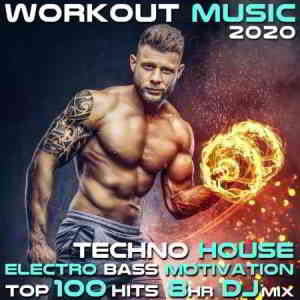 Workout Electronica - Workout Music 2020 Top 100 Hits 8 Hr DJ Mix (2020) торрент