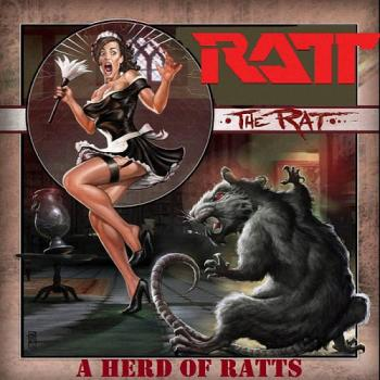 Ratt - A Herd Of Ratts (Compilation) (2020) торрент