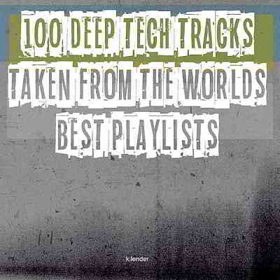 100 Deep Tech Tracks Taken From The Worlds Best Playlists (2020) торрент