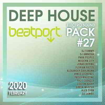 Beatport Deep House: Electro Sound Pack #27 (2020) торрент
