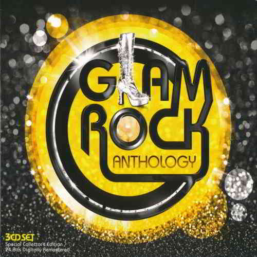 Glam Rock Anthology [3CD]