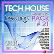 Beatport Tech House: Electro Sound Pack #21 (2020) торрент