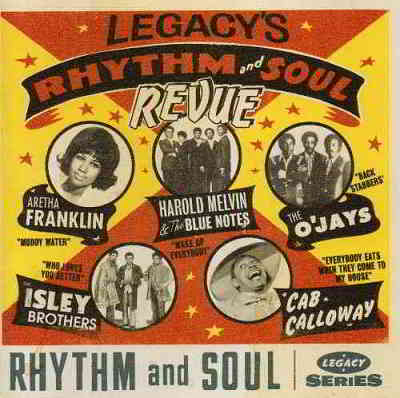Legacy's Rhythm And Soul Revue