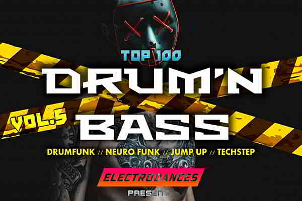 Top 100 DnB Tracks Vol.5 (2020) торрент