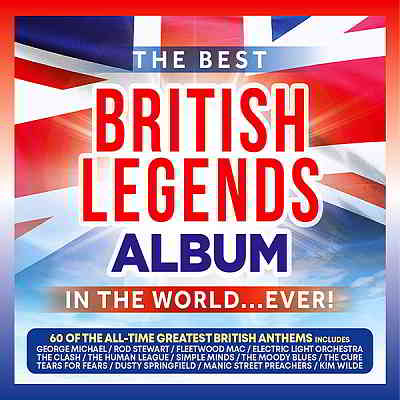 The Best British Legends Album In The World... Ever! [3CD]