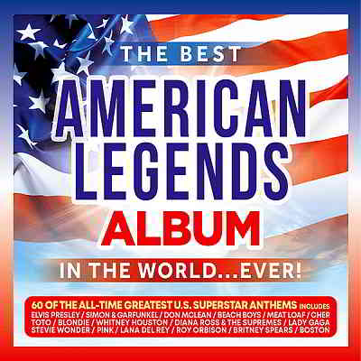 The Best American Legends Album In The World... Ever! [3CD] (2020) торрент