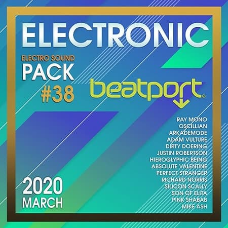 Beatport Electronic: Electro Sound Pack #38