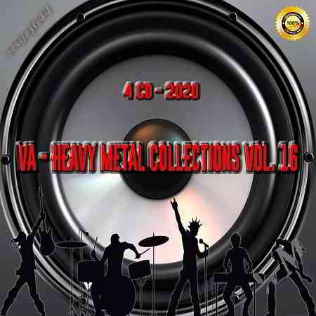 Heavy Metal Collections Vol.16 [4CD]