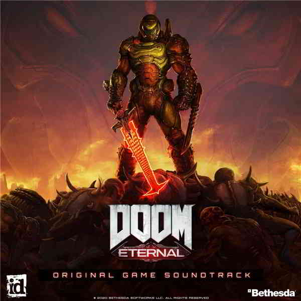 DOOM Eternal [Original Game Soundtrack] (2020) торрент