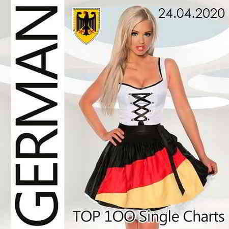 German Top 100 Single Charts 24.04.2020
