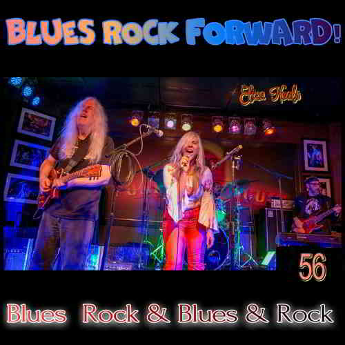 Blues Rock forward! 56 (2020) торрент