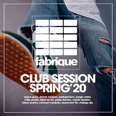 Club Sessions Spring '20 (2020) торрент