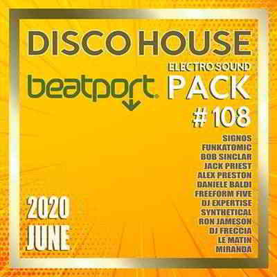 Beatport Disco House: Sound Pack #108