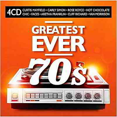 Greatest Ever 70s [4CD] (2020) торрент