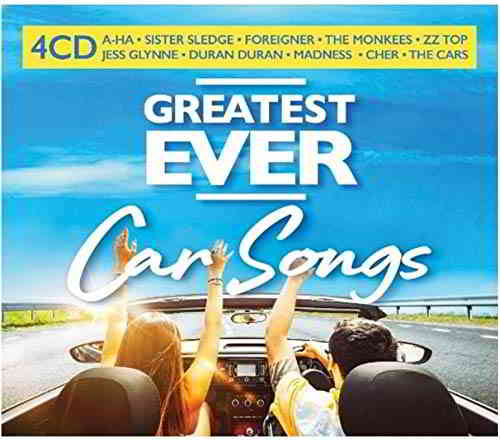 Greatest Ever Car Songs [4CD] (2020) торрент