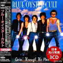 Blue Öyster Cult - Goin' Through The Motions [3CD] (Compilation)