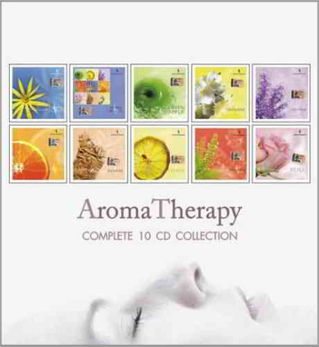Aroma Therapy. Complete 10 CD Collection (2006) торрент