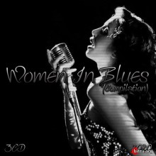 Women in Blues (Compilation 3CD) (2020) торрент
