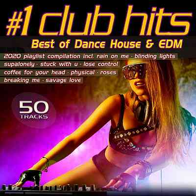 Number 1 Club Hits 2020: Best Of Dance, House & EDM Playlist Compilation