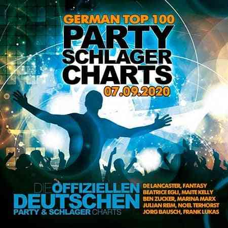 German Top 100 Party Schlager Charts 07.09.2020 (2020) торрент