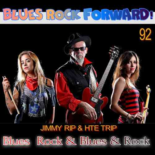 Blues Rock forward! 92
