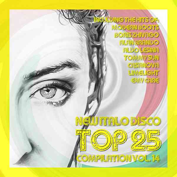 New Italo Disco Top 25 Compilation Vol. 14