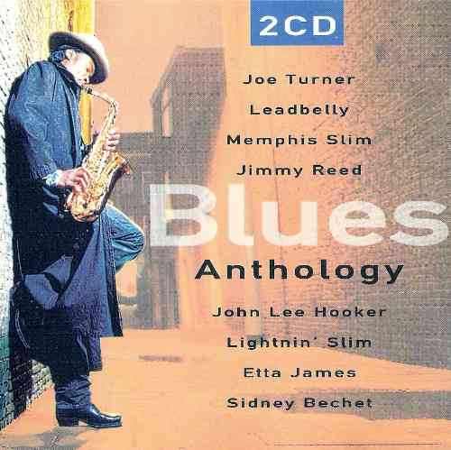 Blues. Anthology [2CD] (2020) торрент