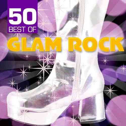 Crazee Noize - 50 Best of Glam Rock (2011) торрент
