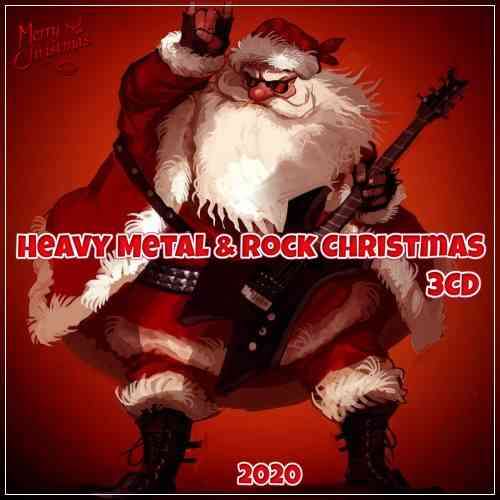 Heavy Metal & Rock Christmas (3CD) (2020) торрент